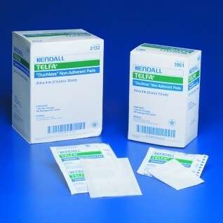 Telfa™ Non-Adherent Sterile Ouchless 3 X 6 Inch Dressing