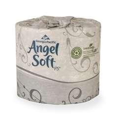Angel Soft PS Standard Toilet Tissue White