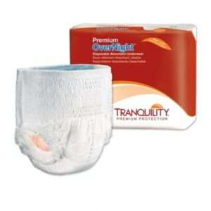 Tranquility® Premium OverNight™ Disposable Absorbent Underwear