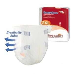Tranquility® SmartCore® Disposable Briefs