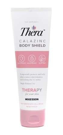 Skin Protectant Thera Calazinc Body Shield 4 oz. Scented Cream