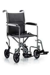 McKesson Steel Transport Chair