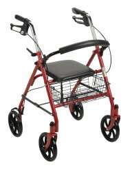 McKesson 4 Wheel Rollator