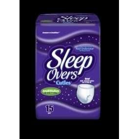 SleepOvers® Overnight Protection