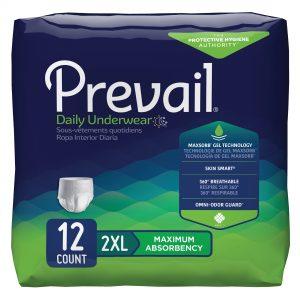 Prevail® Maximum Absorbency Underwear