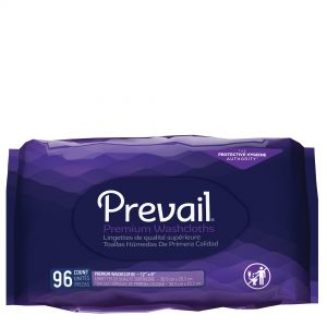 Prevail® Premium Quilted Adult Washcloths – Tub Refills