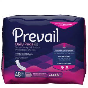 Prevail® Bladder Control Pad – Maximum
