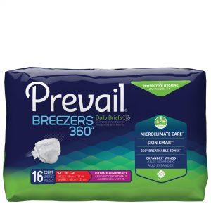 Prevail® Breezers360°® Briefs
