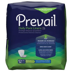 Prevail® Pant Liners – Small