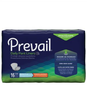 Prevail® Pant Liners: Large Plus