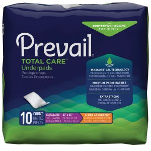 Prevail® Super Absorbent Underpads
