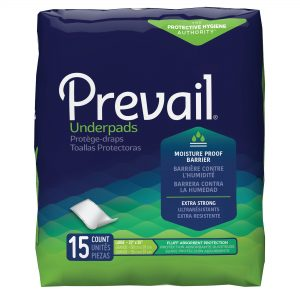 Prevail® Fluff Underpads