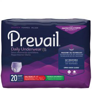 Prevail® for Women Underwear – Maximum Absorbency