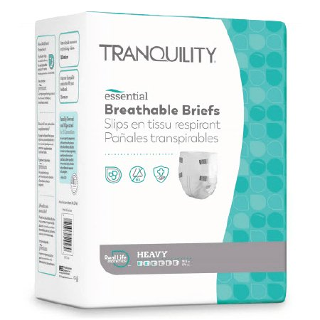 Tranquility® Essential Breathable Briefs – Heavy